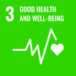 3. Good health and wellbeing