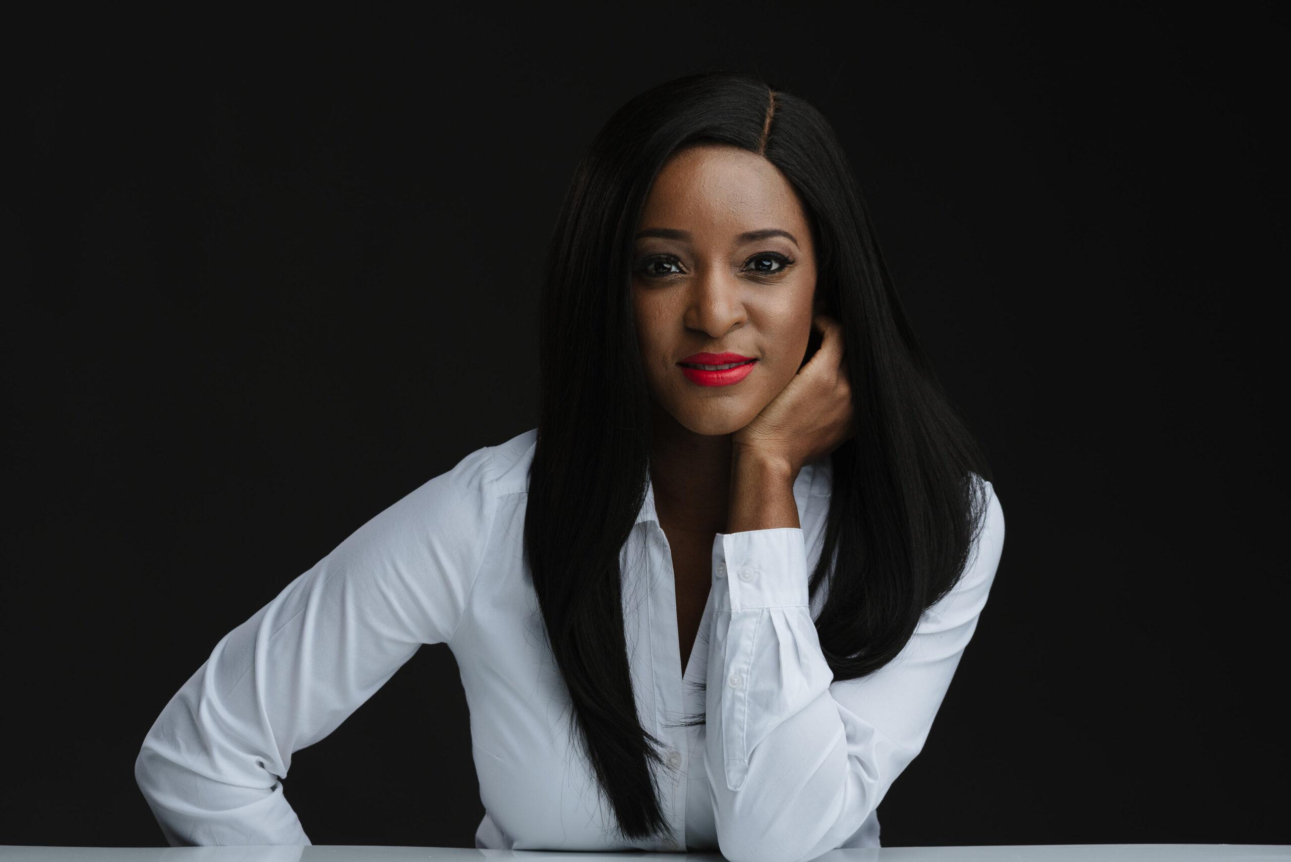 Female futurist and serial entrepreneur