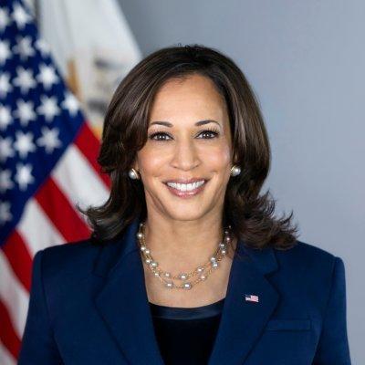 Kamala Harris, Vice President of the United States